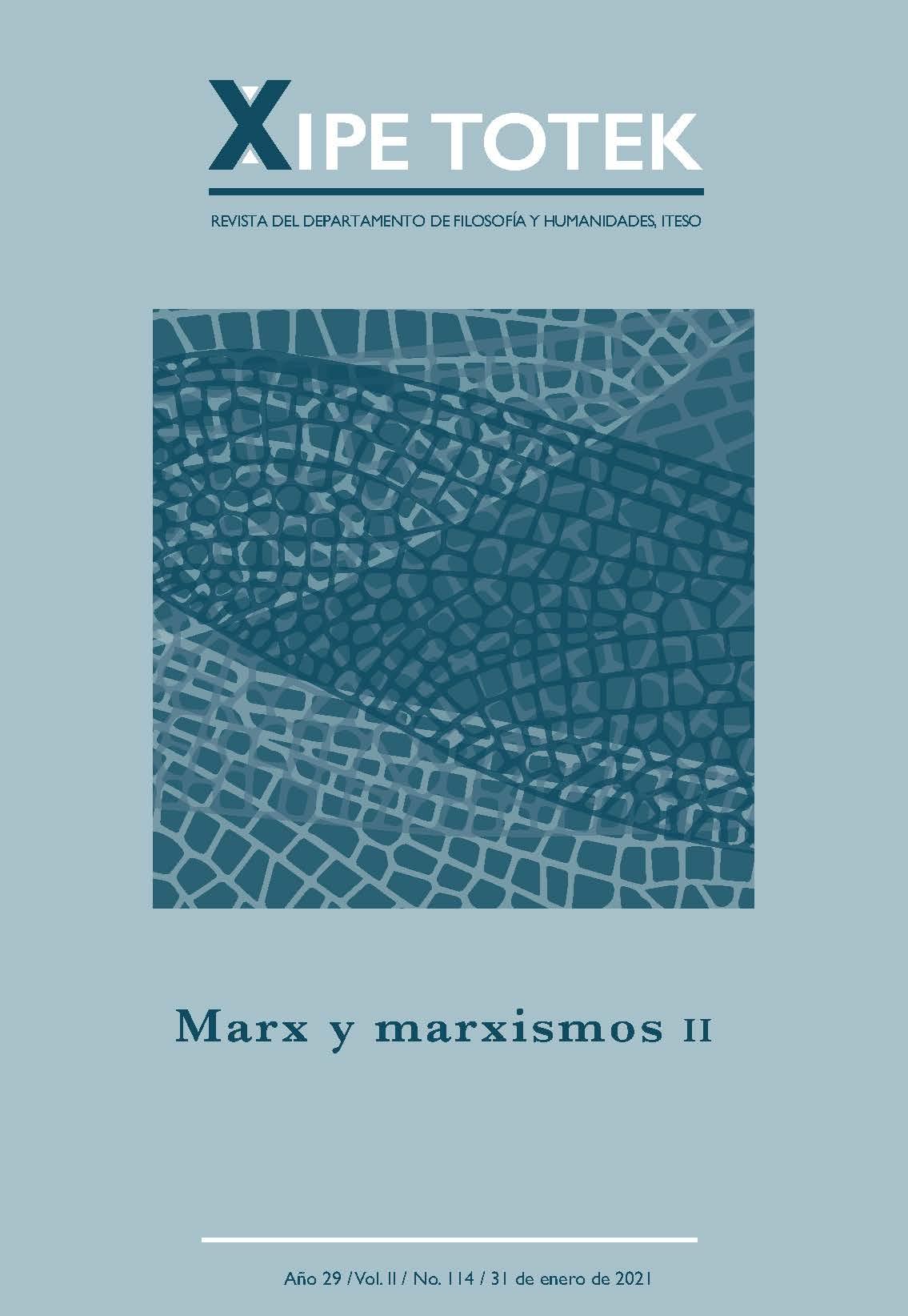 No. 114 Marx y Marxismos II